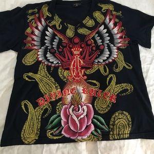 Christian Audigier Shirt